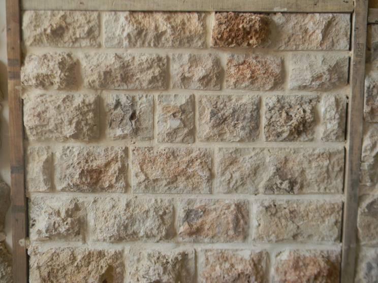 חיפוי אבן כורכר