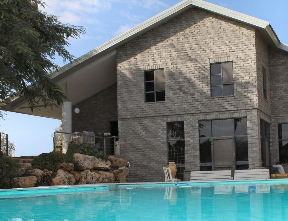 עיצוב הבית ושימוש בלבני בריקים